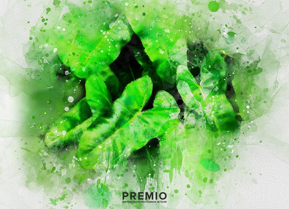 03 preview203 - دانلود اکشن فتوشاپ Premio Watercolor